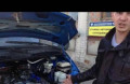 Втягивающее реле стартера 2110, японский двигатель 2JZ-GE c АКПП на газель, Горный Щит
