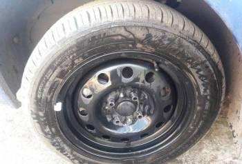Колеса на шкоду октавию, колеса в сборе R14