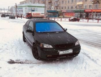 Opel Astra, 1998, шкода октавия а7 2013