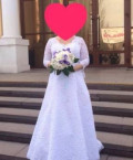 Модные платья в полоску теплые, свадебное платье, Азово