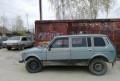 Диоды на форд фокус 2 рестайлинг, lADA 4x4 (Нива), 2004, Пыть-Ях