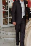 Мужская футболка в сеточку, мужской костюм, Ливенка