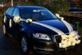 Свадебное украшение на авто цвета Айвори, Пермь