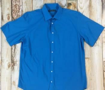 Модная Мужская Рубашка C&A Германия, мужские дубленки из искусственного меха