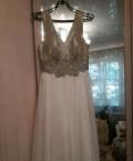 Джемпер женский пришит к блузке купить, свадебное платье, Псков