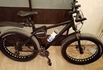 Горный велосипед Фэтбайк 24 скорости