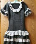 Платье на выпускной худой девушке, платье тёплое, Минеральные Воды
