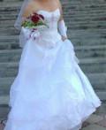 Свадебное платье, платье moschino jeans, Омск