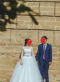 Модные платья для девушек 2018, свадебное платье, Иргаклы