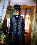 Мужские куртки из плащевки, халат мужской узбекский- халат чапан, Приморка