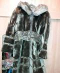 Шуба новая 48-50 р, платье с рукавом на лето, Собинка