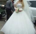 Красивые фасоны платьев больших размеров, свадебное платье 42-48р, Середка