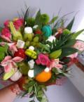 """Фруктово-цветочный букет """"Витаминная клумба """", Ивня"""