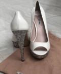 Туфли лаковые Miu Miu 40 разм (на 39), босоножки женские купить от производителя, Большевик