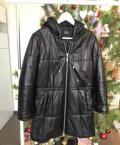 Одежда в розницу россия, тёплая кожаная куртка брэнда Orsa, Ис