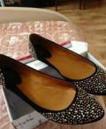 Балетки 39 размер, ламода обувь женская весна, Муслюмово