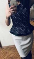 Платье, платье с длинным узким рукавом, Новоалтайск
