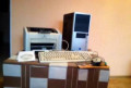 Компьютер принтер, Саргатское
