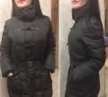 Платье из пайеток черное, пуховик Benetton, Беково