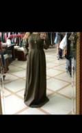 Gizia платья континент, длинное платье, Каспийск