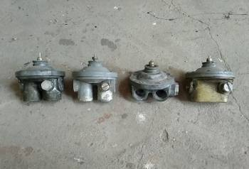 Клапан газовый для колонки