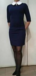 Новое платье, купить голубое платье в пол с длинным рукавом зима, Владимир