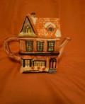 Заварочный чайник-домик. Новый, Калуга