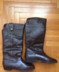 Сапоги зимние на меху, турецкая обувь марко пини, Казьминское