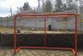 Хоккейные ворота, Щелкун