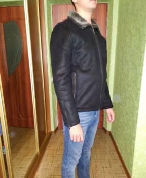 Дубленка, рубашка поло lacoste мужская