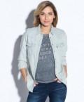Рубашка джинсовая Levi's, короткое платье с двойной юбкой, Самара