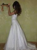 Cвадебное платье Сияние, бренд: Merri, платья халаты в стиле сафари, Муром