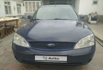 Продажа авто nissan almera n15, ford Mondeo, 2002