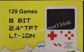 Карманная игровая приставка 8 бит 129 игр, Нижнекамск