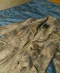 Пальто. Размер 50. Состояние идеальное, платья с кружевом белое, Барвиха