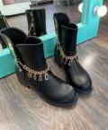 Ботинки Moschino с цепочкой, ботинки puma platform mid wn\s, Кронштадт