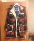 Шерстяное пальто LTB, одежда размера oversize интернет магазин, Краснодар