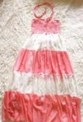 Сарафан розово-белый, купить спортивный костюм в интернет магазине недорого адидас, Пластун