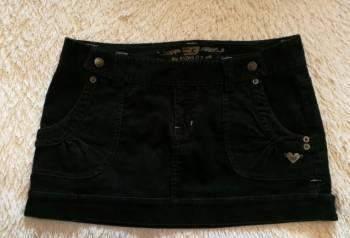 Спортивный костюм back 2 basics 3-stripes bk4092, вельветовая чёрная мини-юбка