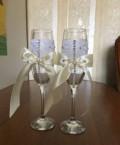 Новые свадебные бокалы, Уварово