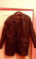 Куртка кожаная зимняя, футболка гуччи красная, Симферополь