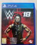 WWE 2K18 для PS4. Обмен, Томск