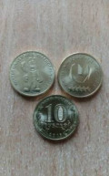10 рублей универсиада в красноярске, Калининград