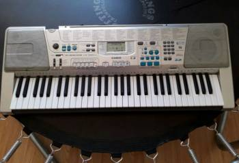 Синтезатор casio LK-300 TV-P