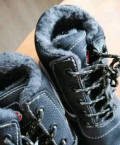 Ботинки рабочие, купить зимние мужские ботинки из натуральной кожи недорого, Новодвинск