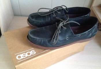 Купить мужскую обувь рикер, топсайдеры ASOS