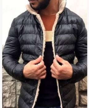 Зимняя куртка, купить мужскую куртку в стиле милитари
