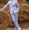 Продается костюм, костюмы спортивные ea7 серые мужские, Владимир