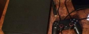 Sony PS4 slim 1тб