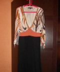 Праздничные шифоновые платья свободного покроя для полных, платье Elisabetta Franchi (Celyn b), Тамбов
